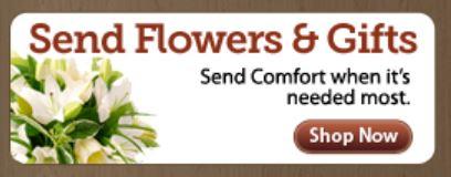 Send Flowers Banner